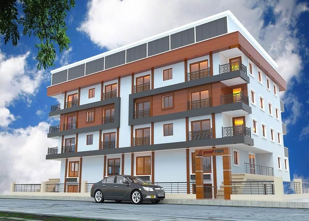 Gemici Apartman