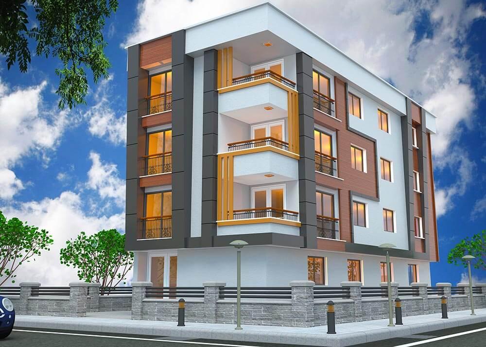 Çelik Apartman No:5